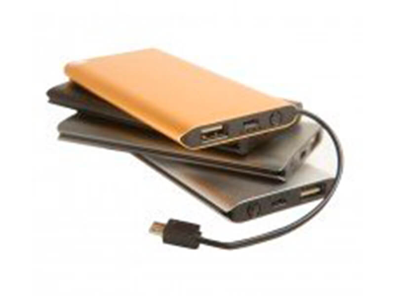Power Bank slim ultra fino Kimaster
