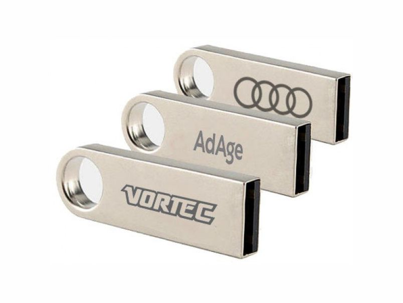 Mini Pen drive de Metal